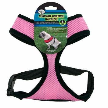 Comfort Control Harness -  Large Pink