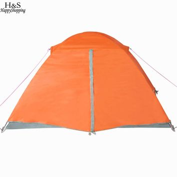 2 Person Waterproof Double Layers Dome Tent