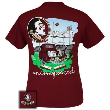 Florida State Seminoles Tailgates & Touchdowns Party T-Shirt
