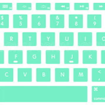 Macbook sticker macbook Decal for MacBook keyboard decal MacBook air sticker MacBook pro decal
