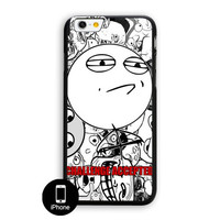 Meme Challenge Accepted iPhone 6 Plus Case