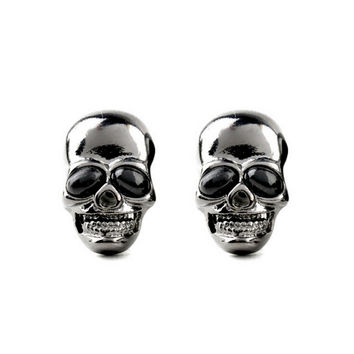 Women's Stud Earring Women's Skull Earring Girls Women Jewelry Punk Stud Earrings SM6