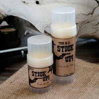 Fire in the Hole Stick-Up™ (campfire lotion)