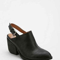 Jeffrey Campbell Ft. Collins Slingback Mule- Black