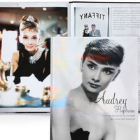 Audrey Hepburn | Books & Stationery | Novelty | Decor | Z Gallerie