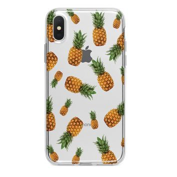 Pineapple Frenzy iPhone Case