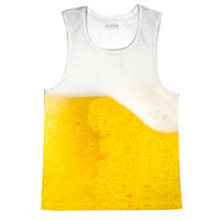 Beer Loose Tank Top