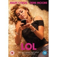 LOL [DVD]: Amazon.co.uk: Miley Cyrus, Demi Moore, Jean-Luc Bilodeau, Lisa Azuelos: Film & TV