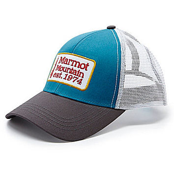 Marmot Retro Trucker Hat - Midnight Forest ONE