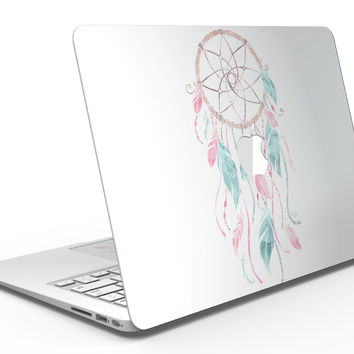 WaterColor Dreamcatchers v2 - MacBook Air Skin Kit