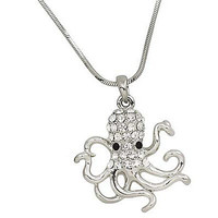 The Jules Ocotopus Necklace