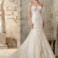 Wedding Dresses, Bridal Gowns, Wedding Gowns by Designer Morilee Dress Style 2790