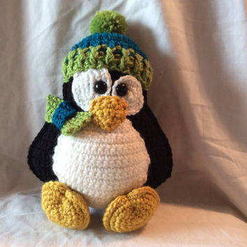 Crochet penguin tutorial ,  amigurumi penguin , amigurumi toy , penguin pattern , amigurumi pattern , kawaii pattern , instant download pdf