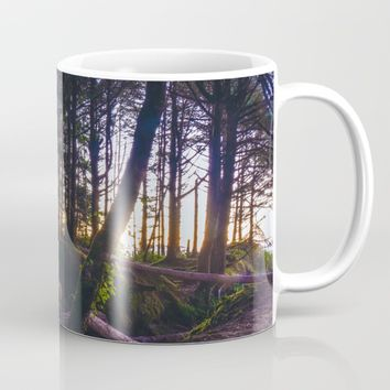 Wooded Tofino Mug by Mixed Imagery