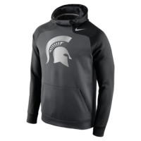 Nike Championship Drive Hyperspeed Pullover (Michigan State) Men's Training Hoodie