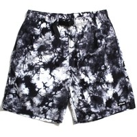 Bleach Mountain Nylon Shorts Black