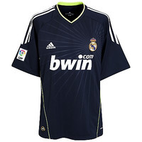 Real Madrid Jersey 2010-2011