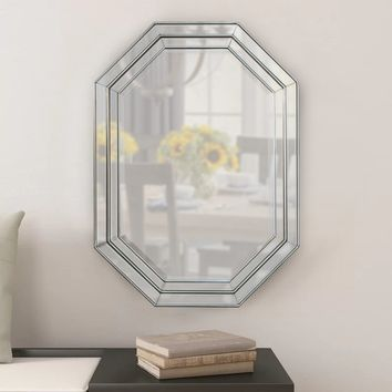 Licon Beveled Frame Wall Mirror