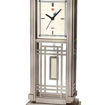 Frank Lloyd Wright Dana House Mantel Clock