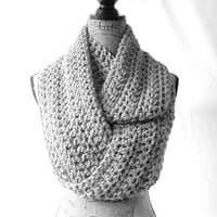 Choose Your Color Large Cowl Scarf Fall Winter Women's Accessory Infinity