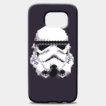 Stormtrooper Helmet Samsung Galaxy Note 8 Case