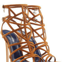 Dsquared2 - Suede Stiletto Sandals