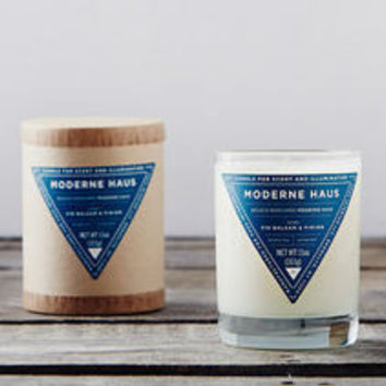 Moderne Haus Candle
