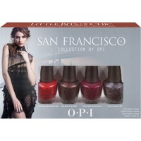 San Francisco Collection Little Bits of Chic Mini Nail Set