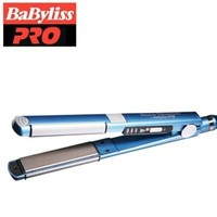 "Babyliss Nano Titanium Ceramic and Ryton Flat Iron / Hair Straightener (1"" inch) - BNT2071C"