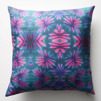 Bunglo Jungle Flower Pillow