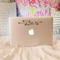 Arrows Decal - Arrows - Vinyl Decal - Laptop Decal - Car Decal - iPad Decal - Laptop Stickers
