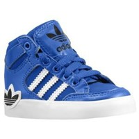 adidas Originals Hard Court Hi - Boys' Toddler at Foot Locker