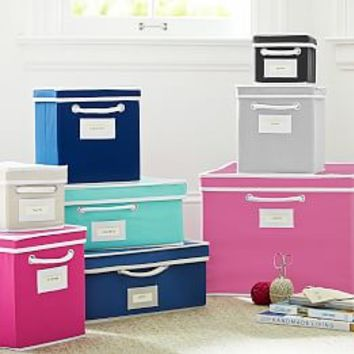 Frame Set + Storage Bins, Solid