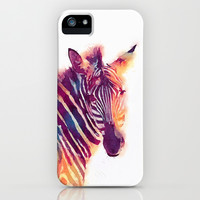 The Aesthetic - Zebra iPhone & iPod Case by Jacqueline Maldonado | Society6