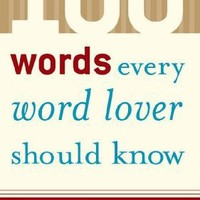 100 Words Every Word Lover Should Know