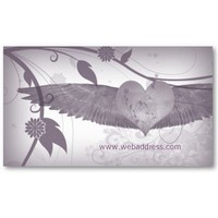 Angel Wings Christian Business Card from Zazzle.com