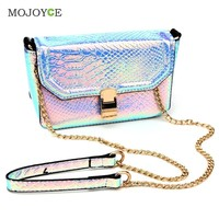Hot Vintage Chain Women Leather Handbags Crossbody Satchel Women Messenger Bags Serpentine Pattern Women Bags Bolsa Feminina-in Crossbody Bags from Luggage & Bags on Aliexpress.com | Alibaba Group
