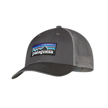 Patagonia P6 LoPro Trucker Hat | Navy Blue