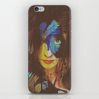 Chrysalis iPhone & iPod Skin by Galen Valle