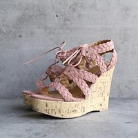 Aden Platform Wedge Sandal (Women)