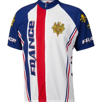 France Men's Cycling Jersey