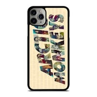 ARCTIC MONKEYS CHARACTERS iPhone Case Cover