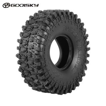 "4Pcs for AUSTAR AX-5020 1.9"" 120mm Rock Crawler Tires for 1/10 Traxxas  Redcat SCX10 AXIAL RC4WD TF2 RC Car Tire Wheel RC Part"