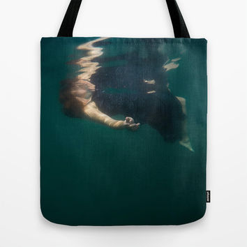 Connect Tote Bag by Nicklas Gustafsson