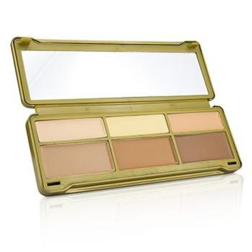 BYS Creme Contouring Palette (3x Contouring Powder, 3x Highlighting Powder) Make Up