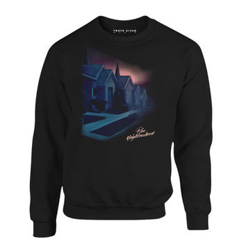 BLUE NEIGHBORHOOD CREWNECK SWEATSHIRT | Troye Sivan