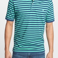 Men's Southern Tide Stripe Pique Polo