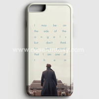 Bbc Sherlock Quote Benedict Cumberbatch iPhone 6/6S Case | casefantasy