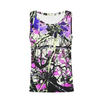 Country Girl Design 1 Women's All Over Print Tank Top