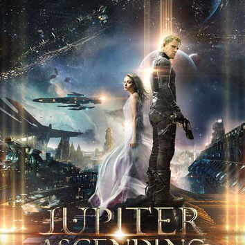 Jupiter Ascending 11x17 Movie Poster (2014)